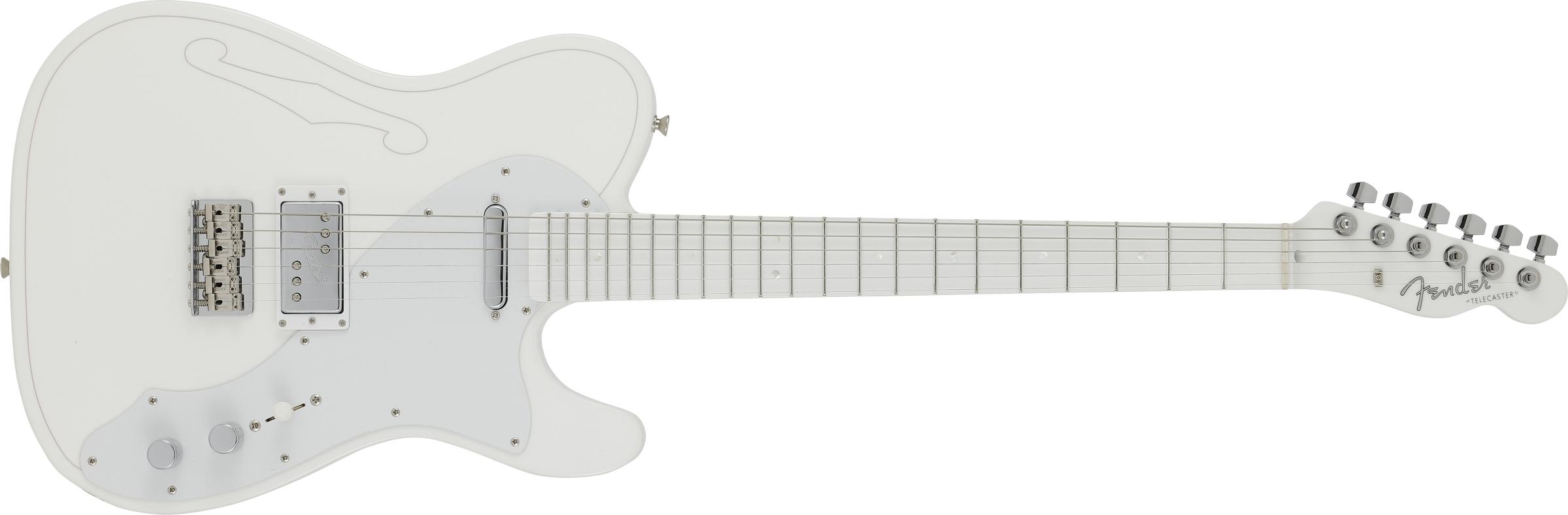 The Japan-only Fender Silent Siren Telecaster