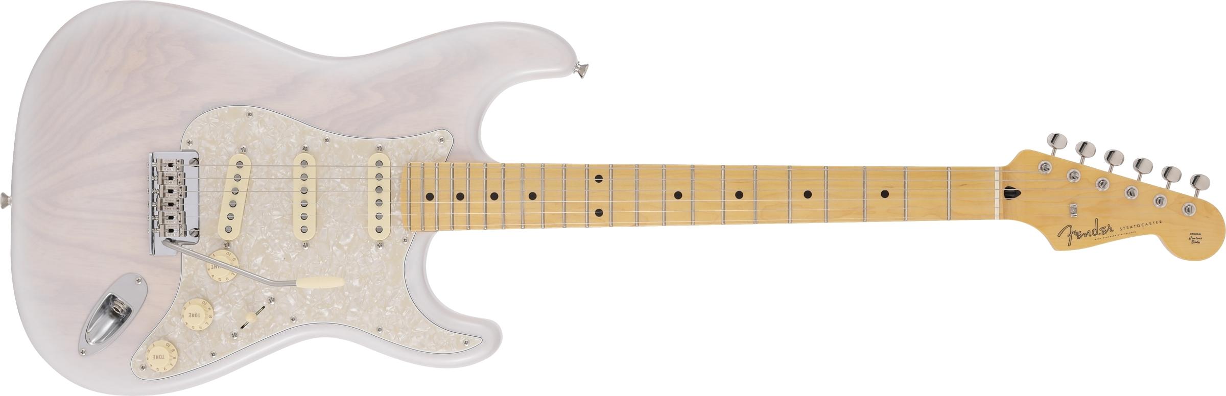A Japan-only Fender Stratocaster